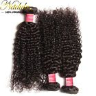 Brazilian Curly Hair Weave 3 bundles 100% Virgin Brazilian Human Hair Extensions #ad