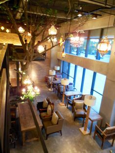 Artsy Coffee Shop in Jiaxing, China called Le Miel