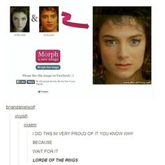LORDE of the Rings! I laughed way to hard at this.  #meme #funny #funnymeme #love #laugh #otaku #anime #nerdy #nerdlife #nerdhumor #nerd #nerdygirlproblems #tattoos #tattooed #tattoo #tattooedmom #tattooedgirl #iweeddaily #bud #girlswithshavedheads #frodo #lorde #music #moviestar #movie #cosplay