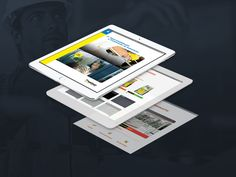 Weber Interactive Guide ipad app. Watch full project here: https://www.behance.net/gallery/43255535/Interactive-Weber-Guide-Digital-Publishing