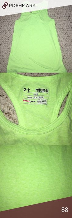 Under Armour Sz YMD Girls Tank Top Under Armour Sz YMD Girls Tank Top. Great condition Under Armour Shirts & Tops Tank Tops