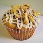 Banana cupcakes: This is one of my favorite dessert recipes (yummy for breakfast too!)-- I frost them with a LOT of cream cheese icing! Cupcake Recipes, Cupcake Cakes, Dessert Recipes, Easy Chocolate Icing Recipe, Graham Cracker Dessert, Babyshower, Cupcakes Amor, Butter Cream Cheese Frosting, Afternoon Tea Recipes