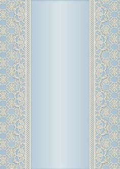 Vintage Lace Panel A4 Background Aqua on Craftsuprint designed by Karen Adair - This is a pretty A4 sized background with a lace edged central panel. Great to line the outside of an A5 sized landscape tent card, or as an insert. Or whatever else you can think of! If you like this, check out my other designs, just click on my name. - Now available for download!