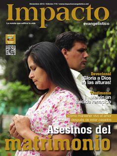 Revista Impacto Evangelistico Edición Diciembre 2013 Idioma Español