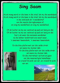 Die wandelpad Afrikaanse Quotes, Ukulele Songs, Kindergarten Lessons, Class Activities, Verse, African History, Good To Know, Kids Learning, Book Lovers