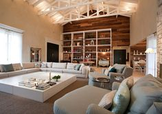 Rustic and Modern Combined in Generously-Sized São Paulo Farmhouse - http://freshome.com/2012/07/07/rustic-and-modern-combined-in-generously-sized-sao-paulo-farmhouse/