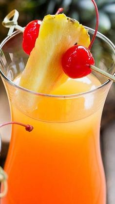 Planters Punch Przepis on