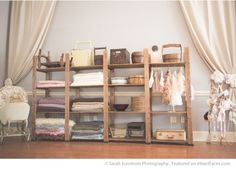 Inspiring Photography Studio Tour of Sarah Sunstrom Photography - Featured on I Heart Faces Photography Blog