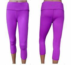 Lululemon Yoga Wunder Under Crops Purple : Lululemon Outlet Online, Lululemon outlet store online,100% quality guarantee,yoga cloting on sale,Lululemon Outlet sale with 70% discount!$39.79