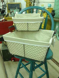 baskets for kitchen