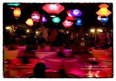 Disneyland Tea Cup ride