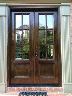 Front Door Photos, Replacement Door Photos, Entry Door Remodel Before and After Photos | EXOVATIONS