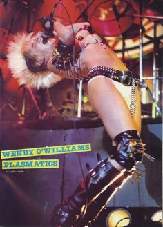 The Late Wendy O. Williams - Plasmatics