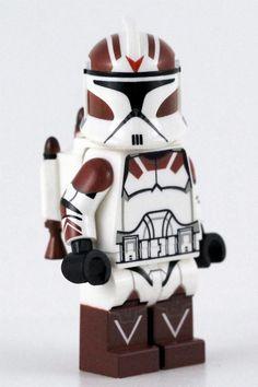 Lego Custom Clones, Lego Clones, Custom Lego, Lego Soldiers, Lego Ww2, Lego Custom Minifigures, Star Wars Minifigures, Lego Pictures, Star Wars Pictures