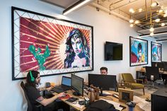 Creative Clicks Office by T+R studio - Office Snapshots