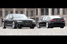 "Hofele ""RS7 Look"" Aero Kit for Audi A8:"
