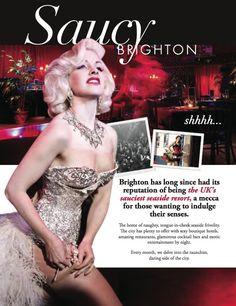 Saucy Brighton (Sep) - TBD
