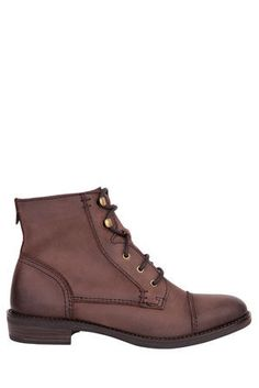 Myer Online - CategoryName Heeled Boots, Ankle Boots, Boots Online, Shoe Brands, Get Dressed, Combat Boots, High Top Sneakers, Footwear, Brown