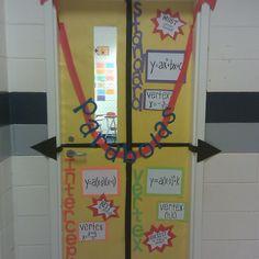 20 Best Math Door Decorations Images Christmas Crafts School