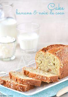 Un cake vide-placard / vide-frigo ... Très pratique et surtout très gourmand ! Sans beurre ni huile... Mais pas sans matière grasse, faut pas rêver !! ;)