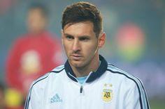Argentina vs. Chile 2015: Lionel Messi To Inspire Albiceleste To Copa America ... Argentina vs Chile  #ArgentinavsChile