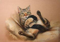 картинки пастелью кошки: 13 тыс изображений найдено в Яндекс.Картинках
