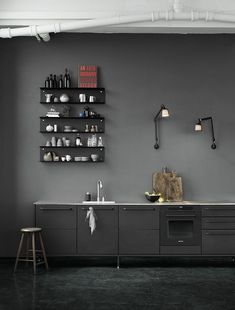 Home Decorating DIY Projects: T.D.C: Fresh  Functional Kitchen Designs