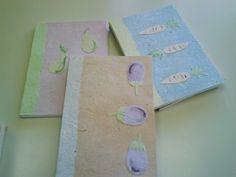 Libretas con papel reciclado