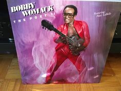 A personal favorite from my Etsy shop https://www.etsy.com/listing/276568978/bobby-womack-vinyl-x5