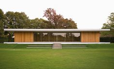 the martyrs pavilion, st. edward's school oxford, John Pawson