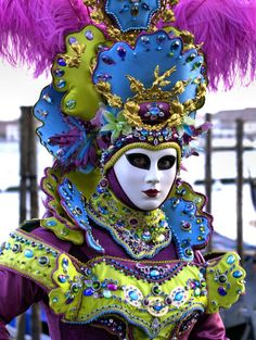 Carneval di Venezia 2015 - 12 by Carroux13