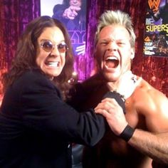 Happy birthday to @ozzyofficial!! Great guy and one of the best rock ringers of all time!! #diaryofamadmanrules #Padgram