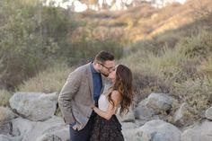 BrittRene Photo » lifestyle photographer » desert engagement shoot.