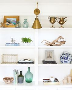 How to Style Your Bookshelves — STUDIO MCGEE