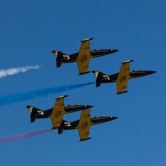 The Wings of Parma airshow. More pics