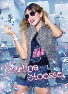 martina stoessel   que look !!!!!!!!!!  TE AMO VIOLETTA