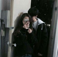 korean couple | ulzzang | cute