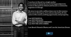 love him or hate him.  He is the Prez!