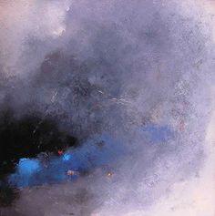 Franck Duminil Gesto intriso di un contenuto lirico, una poesia discreta che affiora nelle forme ripide, colore evanescente