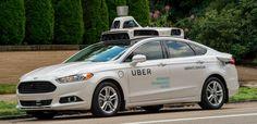 Véhicules autonomes : Google accuse Uber d'avoir volé sa propriété industrielle (PCINpact)