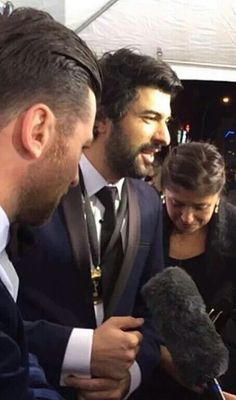 Engin Akyürek  Emmy Awards  23/11/2015