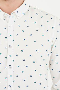 CAMISA ESTAMPADA | Camisas | Springfield