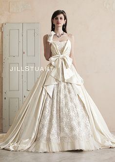 Wedding Dresses With Flowers, Colored Wedding Dresses, Bridal Dresses, Bridesmaid Dresses, Scarf Dress, Lace Dress, Dress Brands, Beautiful Outfits, Designer Dresses