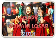 HAPPY SONAM LOSAR 2018