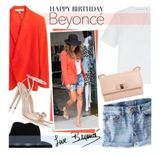 """Happy Birthday, Beyonce!"" by mada-malureanu ❤ liked on Polyvore featuring dVb Victoria Beckham, STELLA McCARTNEY, American Eagle Outfitters, Salvatore Ferragamo, rag & bone, Miu Miu, StellaMcCartney, polyvoreeditorial, americaneagle and happybirthdaybeyonce"