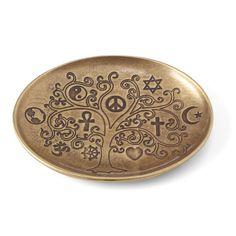 Tree of Life Symbolic Plate