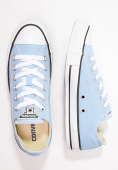 huge discount 1a7d8 e6426 Tendance Basket Femme 2017- Converse CHUCK TAYLOR ALL STAR Baskets basses  blue sky ZALANDO.