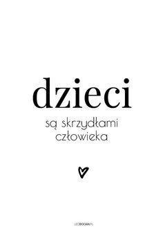 Domowe i rodzinne plakaty do wydrukowania - 6 nowych wzorów - lecibocian.pl World Peace, Parenting, Album, Lettering, Shit Happens, Humor, Motivation, Words, Quotes