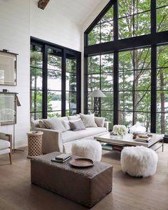 Love the huge windows!