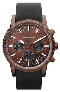 Men's Michael Kors Watch- Just bought this for T for our 4 year anniversary along w another Michael Kors watch and a case